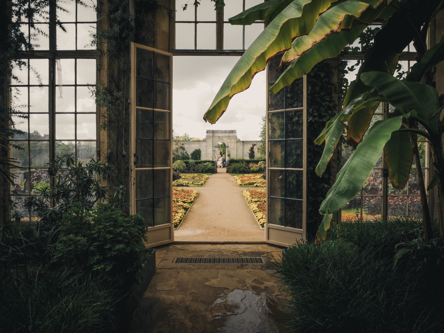 The Greenhouse At Wrest Park, Bedfordshire